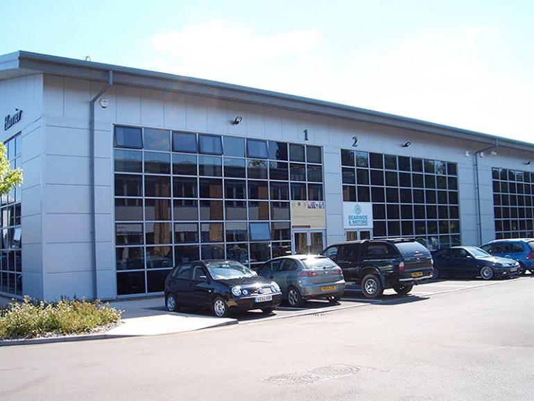 Industrial Units, Gloucestershire, UK